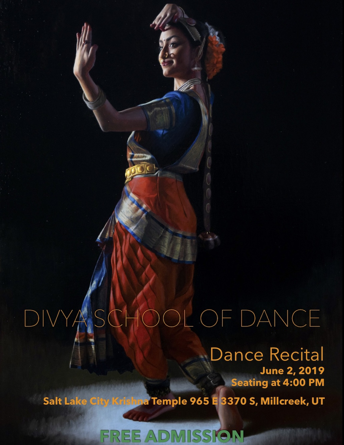 Divya School Of Dance